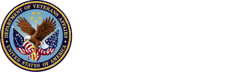Logo for U.S. Department of Veterans Affairs
